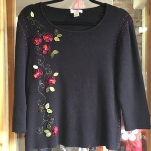 Christopher & Banks Sweater S